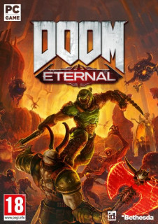 DOOM Eternal Digital Deluxe Edition (Letölthető)