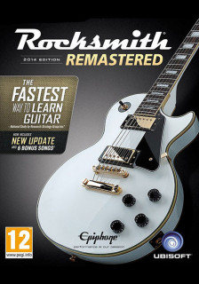 Rocksmith 2014 Edition - Remastered (Letölthető)