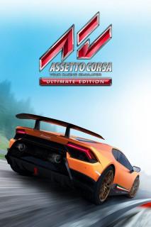 Assetto Corsa Ultimate Edition (Letölthető)