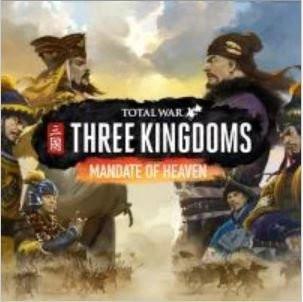 Total War Three Kingdoms Mandate of Heaven DLC Steam PC