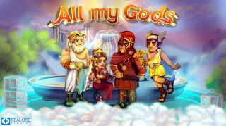 All My Gods (PC) Steam PC