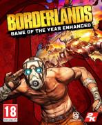 Borderlands: Game of the Year Enhanced (PC) (Steam kulcs) (Letölthető)