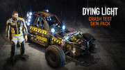 Dying Light Crash Test Skin Pack (PC) Steam (Letölthető)