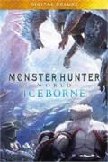 Monster Hunter World: Iceborne Digital Deluxe (PC) Steam (Letölthető)