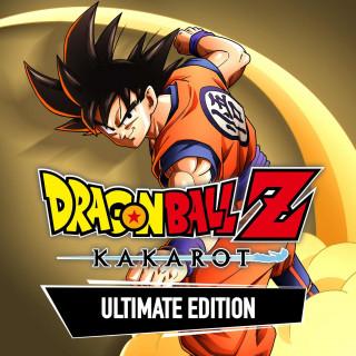 DRAGON BALL Z: KAKAROT - Ultimate Edition - release (Letölthető) PC