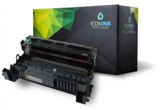 ICONINK utángyártott fekete dob, Brother DR-2000 PC