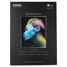 Epson Hot Press Bright, A3+, 25 Sheets PC