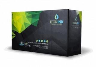 ICONINK utángyártott fekete toner, OKI C301, C321 44973536 PC