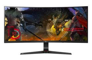 LG 34UC89G-B 21:9 UltraWide G-Sync Gaming Monitor PC
