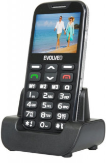 EVOLVEO EasyPhone XD-EP-600 - Fekete Mobil