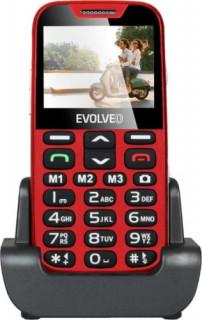 EVOLVEO EasyPhone XD-EP-600 - Piros