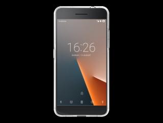 Vodafone Smart V8 cover hátlap, Átlátszó Mobil