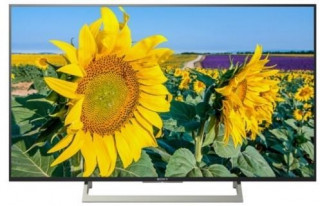 Sony Bravia KD-43XF8096BAEP Android LED internet TV, 4K TV
