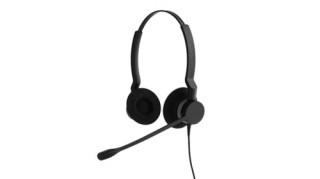 Jabra BIZ™ 2300 Duoo Balanced Type: 82 E-STD , Noice Cancelling microphone boom: PC