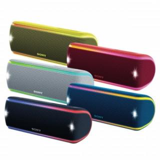 Sony SRS-XB31B Extra Bass hordozható vezetéknélküli hangszóró Több platform