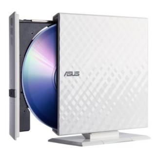 ASUS SDRW-08D2S-U LITE/WHITE/ASUS  Külső Fehér Dobozos DVD Író PC