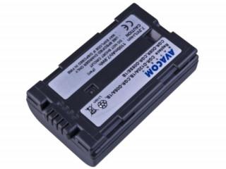 Avacom utángyártott digitális fényképezőkhöz akkumulátor, Panasonic CGR-D120-D08 Fotó, videó
