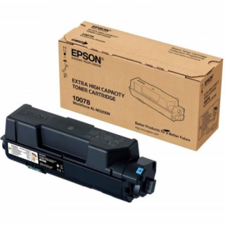 Epson extra nagykapacitású fekete toner PC