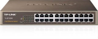 TP-LINK TL-SF1024D  24port switch metal PC