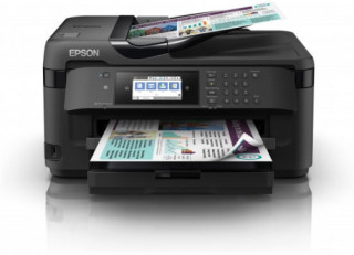 Epson WorkForce WF-7710DWF színes A3+ tintasugaras MFP, duplex, ADF, WIFI, 3 év PC