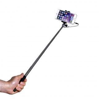 Celly mini selfie bot, jack csatlakozós, fekete