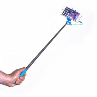 Celly mini selfie bot, jack csatlakozós, kék