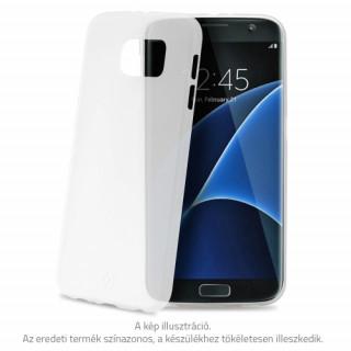 Celly Huawei P10 Lite ultravékony hátlap, fehér Mobil