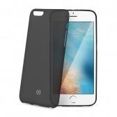 Celly iPhone 7 Plus ultravékony hátlap, Fekete Mobil