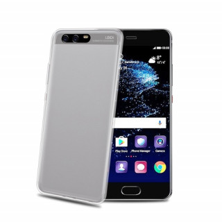 Celly Huawei P10 Lite szilikon hátlap, Fehér Mobil