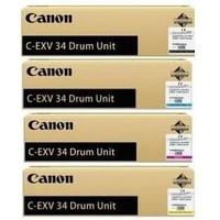 Canon C-EXV34 ciánkék Dob egység PC