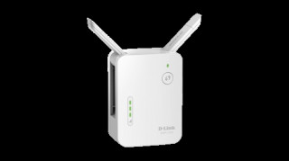 D-Link Wireless Range Extender N300 With 10/100 port and external antenna PC