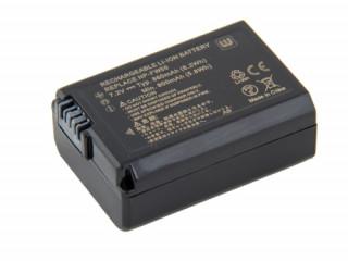 Avacom utángyártott digitális fényképezőkhöz akkumulátor, SONY: NP-FW50, NPFW50. Fotó, videó