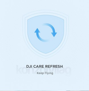 DJI Care Refresh (Mavic Air) kiterjesztett garancia MULTI