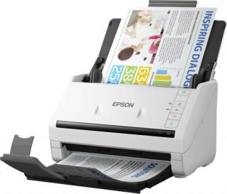 Epson WorkForce DS-570W dokumentum szkenner, A4, duplex, ADF, WIFI, 5 év garanci PC
