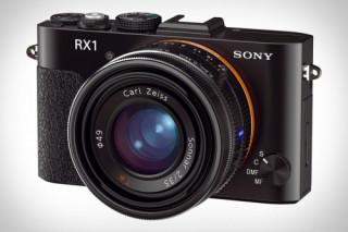 Sony DSC-RX1 fix objektíves Cyber-shot fényképezőgép