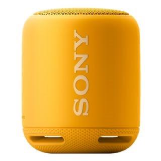 Sony SRS-XB10Y Extra Bass hordozható vezetéknélküli hangszóró, sárga Több platform