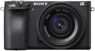 Sony IL-CE6500B cserélhető objektves tükör nélküli fényképezőgép váz