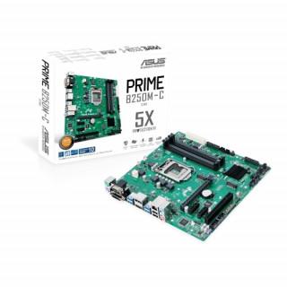 ASUS alaplap PRIME B250M-C (LGA1151) PC