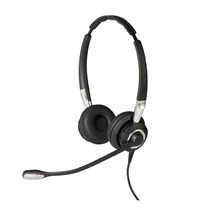 Jabra BIZ™ 2400 II Duo USB  NEXT GENERATION Type: 82 E-STD Noise-Cancelling, USB PC