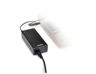 Port Connect univerzális notebook töltő, 90W Mobil