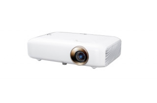 LG PH550G minibeam LED projektor PC