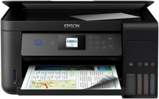 Epson EcoTank L4160 színes tintasugaras A4 MFP, duplex, WIFI, 3 év garancia prom PC