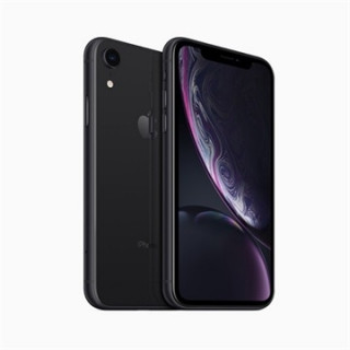 Apple iPhone XR 64GB Fekete Mobil