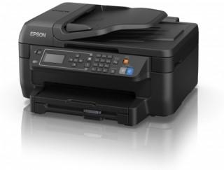 Epson WorkForce WF-2750DWF színes A4 tintasugaras MFP, duplex, ADF, LAN, WIFI