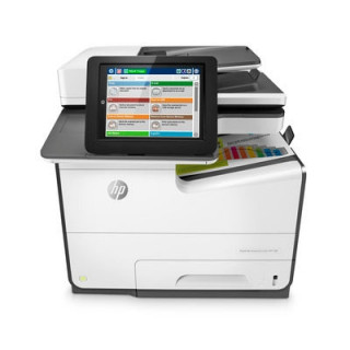 HP PageWide Enterprise Color 586f színes A4 tintasugaras MFP, duplex, FAX PC