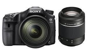 Sony ILCA77M2Q cserélhető objektíves tükörreflexes fényképezőgép