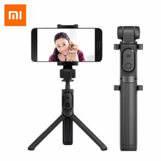 XIAOMI Mi Selfie Stick Tripod Bluetooth selfie bot + állvány FEKETE Mobil