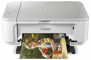 Canon PIXMA MG3650 színes otthoni A4 tintás MFP duplex, WIFI, fehér PC