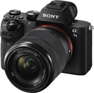Sony ILCE-7RM2B cserélhető objektíves tükör nélküli fényképezőgép SEL2870-es obj