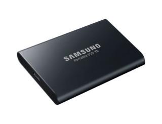 Samsung Portable T5 SSD meghajtó 1000GB PC